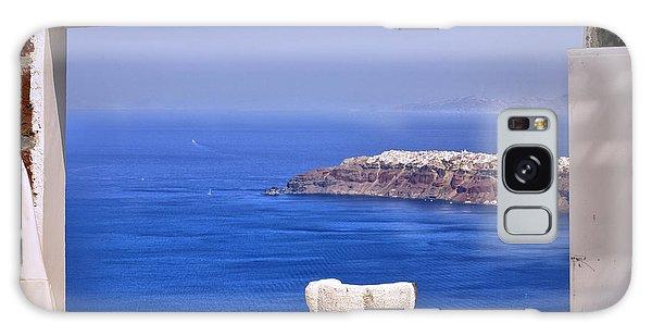 Window View To The Mediterranean Galaxy Case