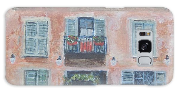 Windows And Shutters Galaxy Case