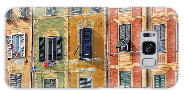 Windows Of Portofino Galaxy Case