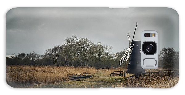 Galaxy Case featuring the photograph Windpump by James Billings