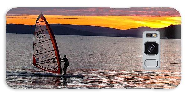 Windsurfing Lake Champlain Galaxy Case