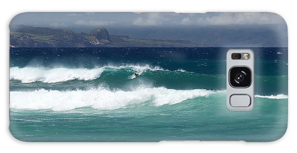 Windswept Ho'okipa Galaxy Case