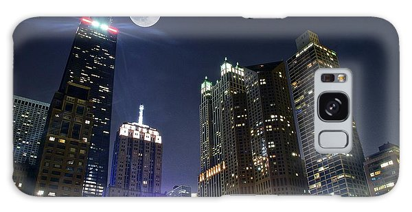 Windy City Galaxy Case by Frozen in Time Fine Art Photography