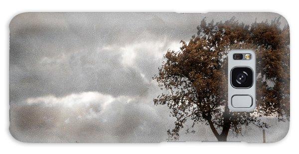 Windy Day Galaxy Case