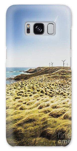 Industry Galaxy Case - Windy Meadows by Jorgo Photography - Wall Art Gallery