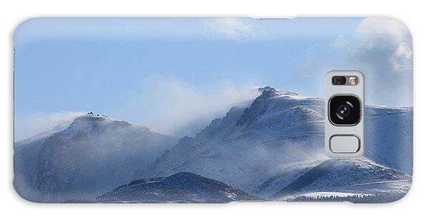 Windy Pikes Peak  Galaxy Case