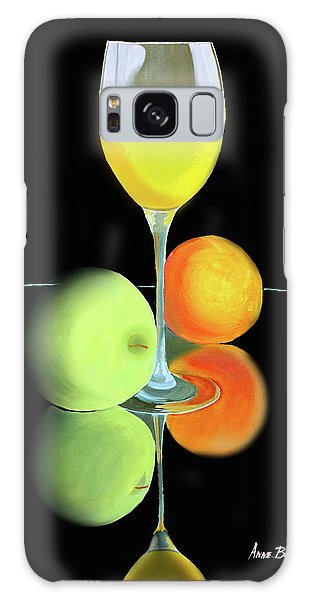 Wine And Fruit Galaxy Case