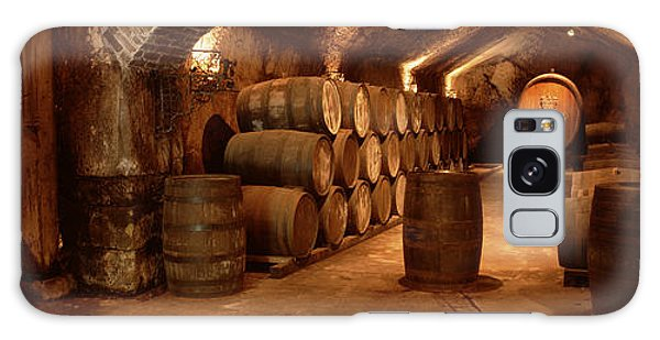 Wine Barrels In A Cellar, Buena Vista Galaxy Case