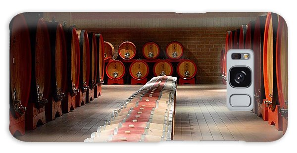 Wine Cellar In Montalcino Galaxy Case