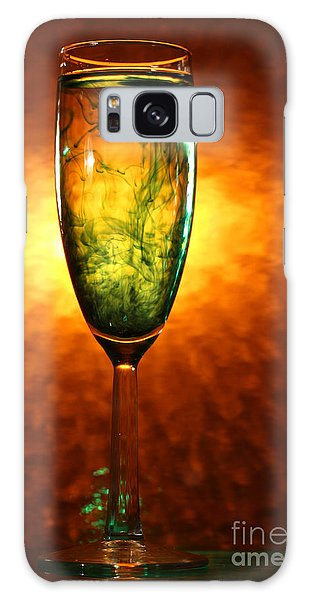 Wine Glass  Galaxy Case