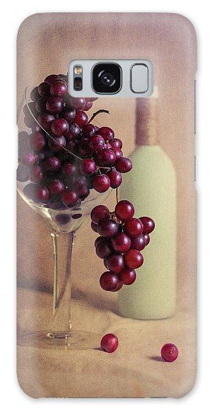 Wine On The Vine Galaxy Case by Tom Mc Nemar