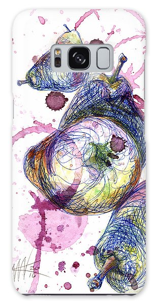Wine Pearing Galaxy Case