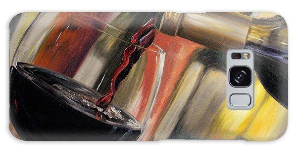 Wine Pour II Galaxy Case