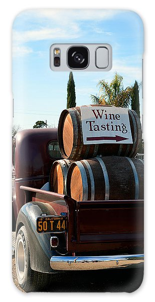 Wine Tasting Galaxy Case