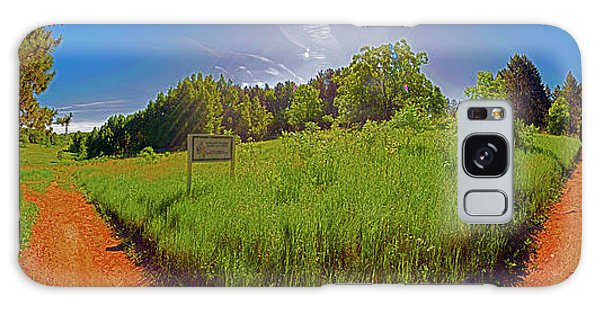 Wingate, Prairie, Pines Trail Galaxy Case