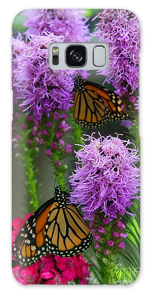 Winged Beauties Galaxy Case