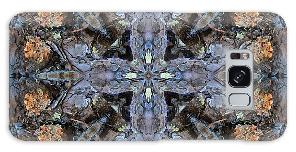 Winged Creatures In A Star Kaleidoscope #3 Galaxy Case