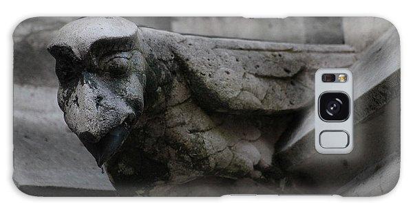 Winged Gargoyle Galaxy Case