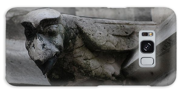 Winged Gargoyle Galaxy Case