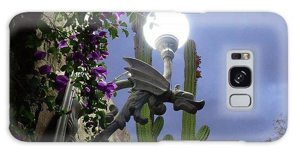 Winged Gargoyle In El Fuerte Galaxy Case