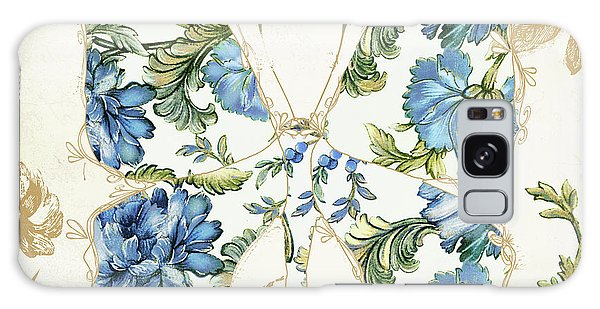 Tapestry Galaxy Case - Winged Tapestry Iv by Mindy Sommers