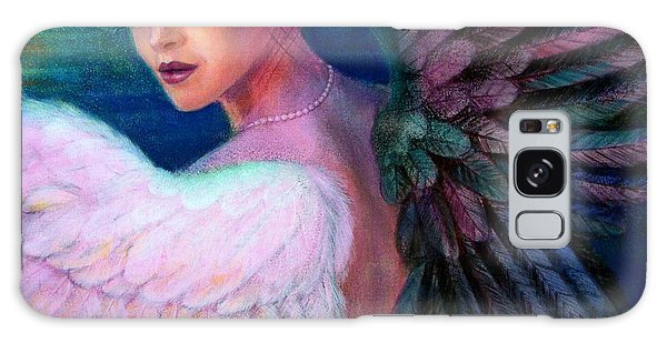Wings Of Duality Galaxy Case