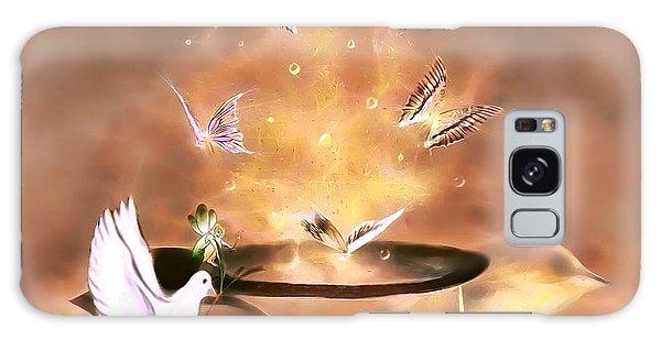 Wings Of Magic Galaxy Case