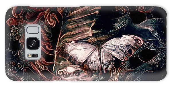 Wings Of The Night Galaxy Case by Susan Maxwell Schmidt