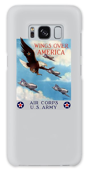 Political Galaxy Case - Wings Over America - Air Corps U.s. Army by War Is Hell Store