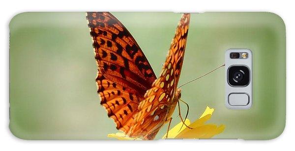 Wings Up - Butterfly Galaxy Case