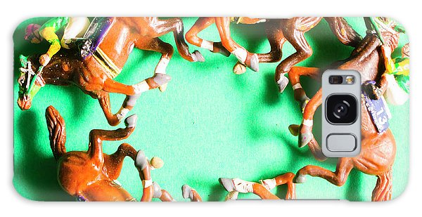 Gamble Galaxy Case - Winners Circle by Jorgo Photography - Wall Art Gallery