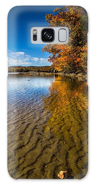 Winnisquam Fall Galaxy Case