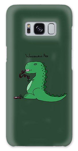 Winosaurus Rex Galaxy Case