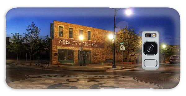 66 Galaxy Case - Winslow Corner by Wayne Stadler