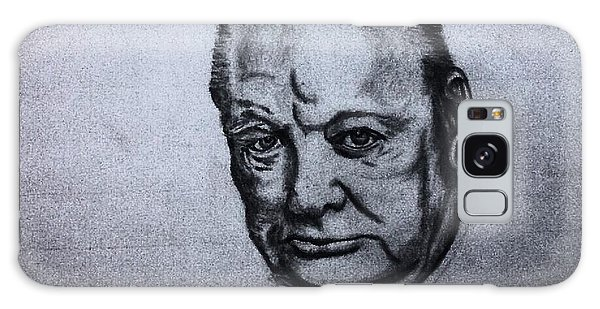 Winston Churchill  Galaxy Case