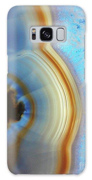 Winter Agate Galaxy Case