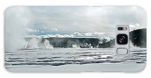 Winter At Grand Prismatic Galaxy Case