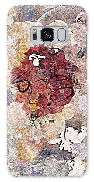 Winter Bouquet Galaxy Case