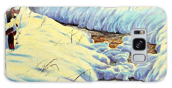 Winter Brook Galaxy Case
