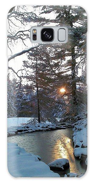 Winter Creek Galaxy Case