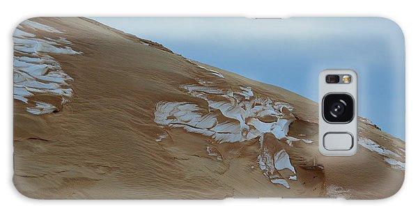 Winter Dune Galaxy Case