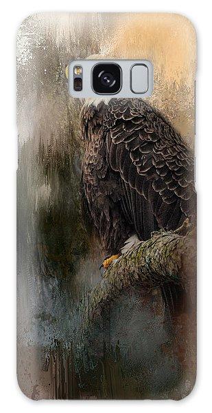 Winter Eagle 3 Galaxy Case