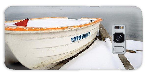 Winter, Falmouth, Maine  -18674 Galaxy Case by John Bald