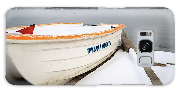Winter, Falmouth, Maine  -18674 Galaxy Case