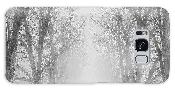 Winter Fog Galaxy Case