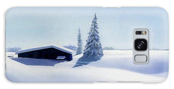 Galaxy Case - Winter In Austria by Johannes Margreiter