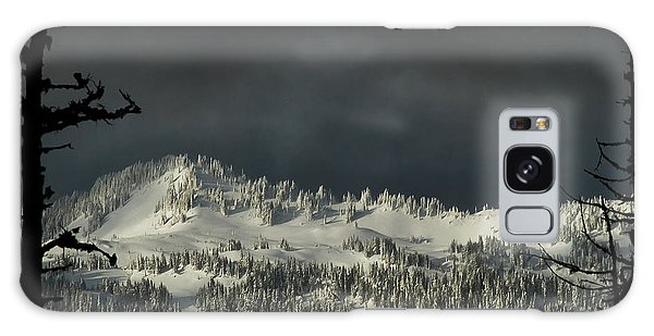 Winter In North Cascades Galaxy Case