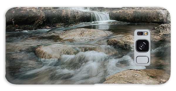 Winter Inthe Falls Galaxy Case