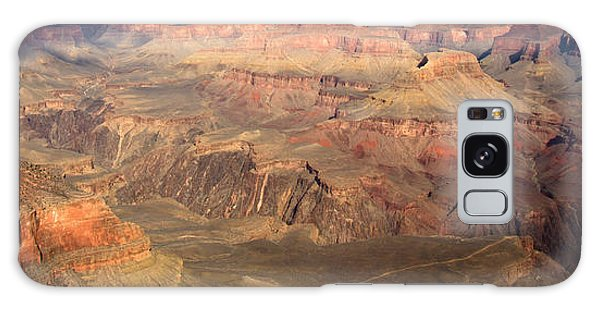 Winter Light In Grand Canyon Galaxy Case