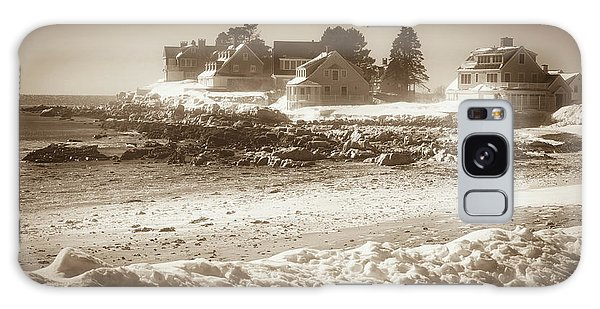 Winter - Lord's Point - Kennebunk Galaxy Case